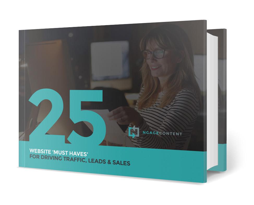 B2B website best practices